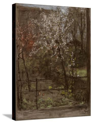 Spring Blossoms-Henry Muhrmann-Stretched Canvas Print