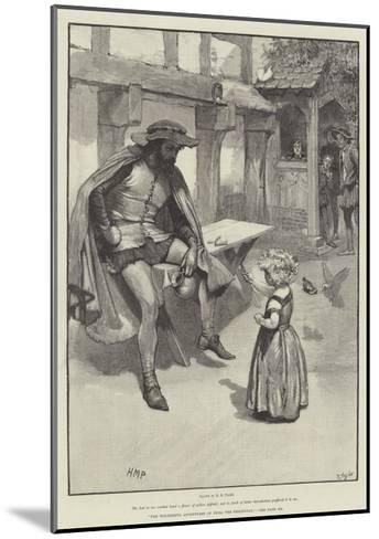 The Wonderful Adventures of Phra the Phoenician-Henry Marriott Paget-Mounted Giclee Print