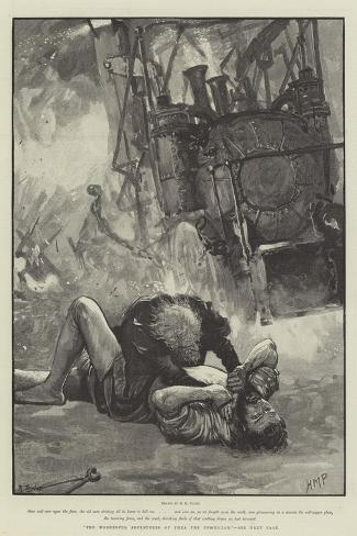 The Wonderful Adventures of Phra the Phoenician-Henry Marriott Paget-Stretched Canvas Print
