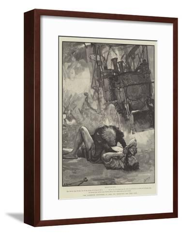 The Wonderful Adventures of Phra the Phoenician-Henry Marriott Paget-Framed Art Print