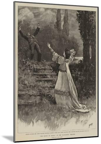 The Queen of Manoa at the Haymarket Theatre-Henry Marriott Paget-Mounted Giclee Print
