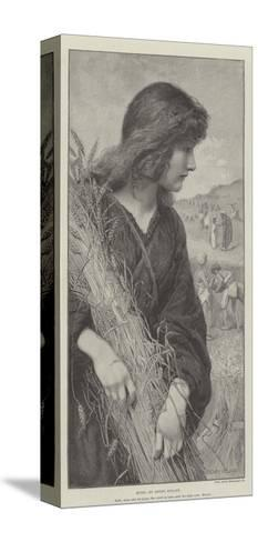Ruth-Henry Ryland-Stretched Canvas Print