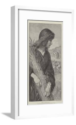 Ruth-Henry Ryland-Framed Art Print