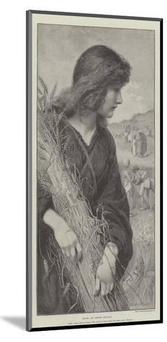 Ruth-Henry Ryland-Mounted Giclee Print