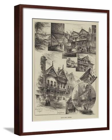 Round About Chester-Herbert Railton-Framed Art Print