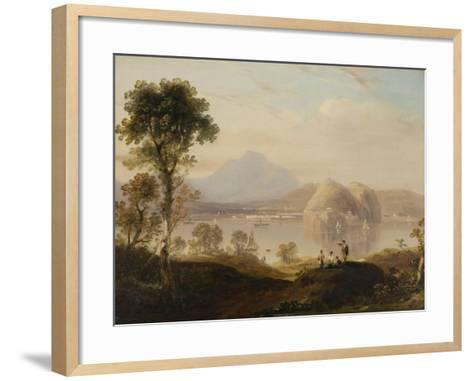 On the Clyde-Horatio Mcculloch-Framed Art Print