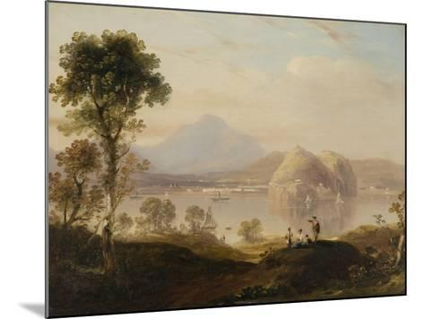On the Clyde-Horatio Mcculloch-Mounted Giclee Print