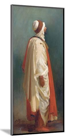 Study of an Arab Standing-Isidore Pils-Mounted Giclee Print