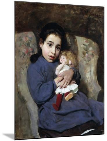 The Doll, 1891-Isidoro Grunhut-Mounted Giclee Print