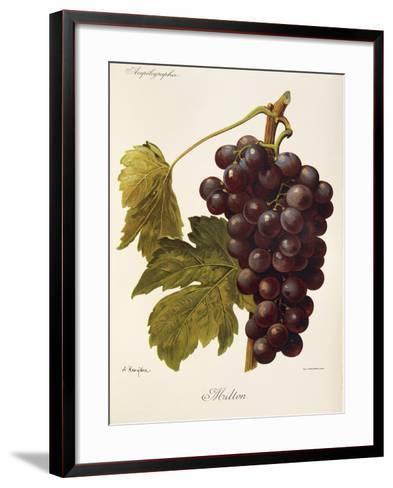 Milton Grape-J. Troncy-Framed Art Print
