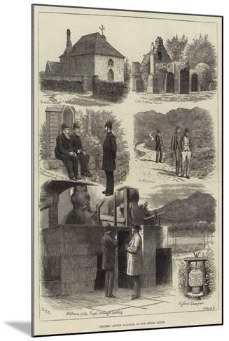 Sketches around Balmoral-J.M.L. Ralston-Mounted Giclee Print