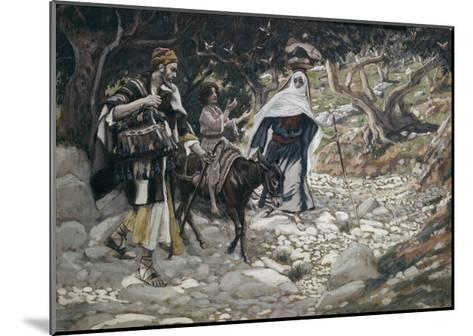 Return from Egypt-James Jacques Joseph Tissot-Mounted Giclee Print