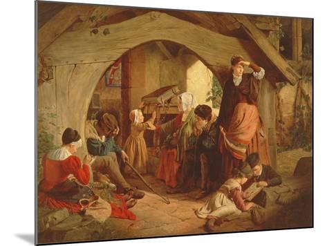 Sabbath Evening-James Drummond-Mounted Giclee Print