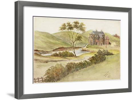 Hedworth Dene-James Henry Cleet-Framed Art Print