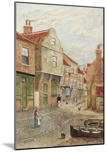 Old Shields-James Henry Cleet-Mounted Giclee Print