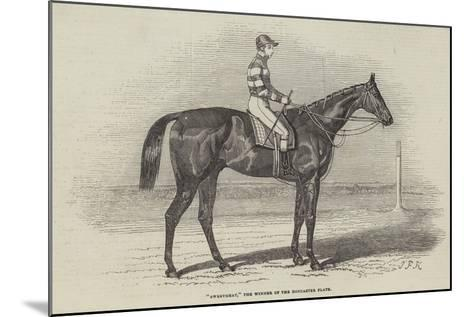 Sweetmeat, the Winner of the Doncaster Plate-James Herring-Mounted Giclee Print