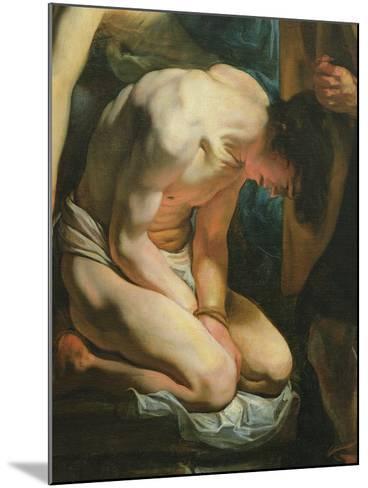The Sacrifice of Isaac-Jacob Jordaens-Mounted Giclee Print