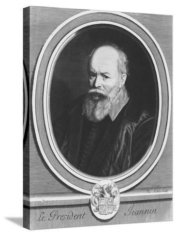 Pierre Jeannin-Jacques Lubin-Stretched Canvas Print