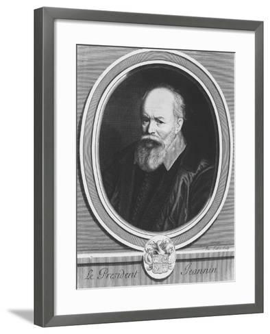 Pierre Jeannin-Jacques Lubin-Framed Art Print