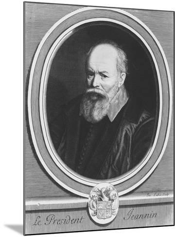 Pierre Jeannin-Jacques Lubin-Mounted Giclee Print