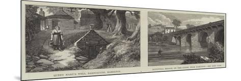 Sketches of Hamilton-James Burrell Smith-Mounted Giclee Print