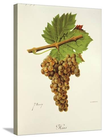Hans Grape-J. Troncy-Stretched Canvas Print