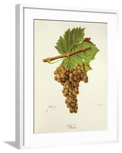 Hans Grape-J. Troncy-Framed Art Print