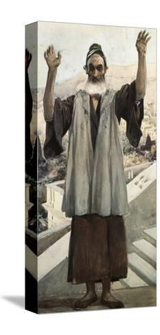 Habakkuk-James Jacques Joseph Tissot-Stretched Canvas Print