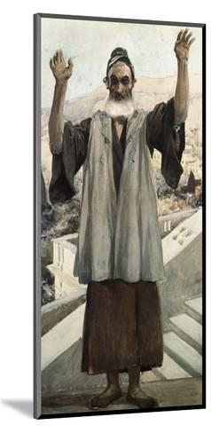 Habakkuk-James Jacques Joseph Tissot-Mounted Giclee Print
