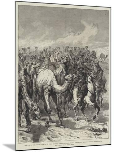The War in the Soudan-Johann Nepomuk Schonberg-Mounted Giclee Print