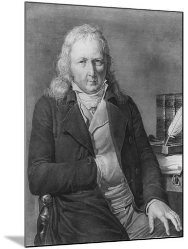 Bernardin De Saint-Pierre-Jean Francois Ribault-Mounted Giclee Print