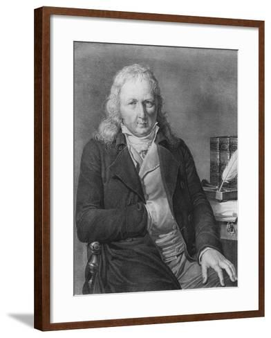 Bernardin De Saint-Pierre-Jean Francois Ribault-Framed Art Print