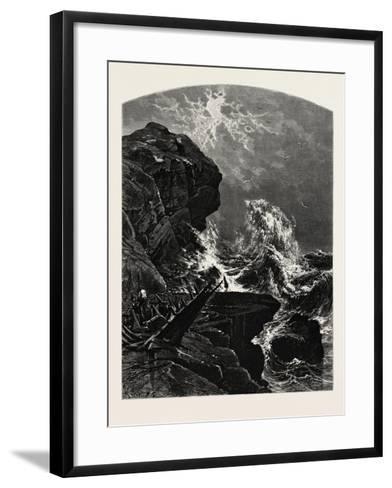 Newport, Rhode Island-John Douglas Woodward-Framed Art Print
