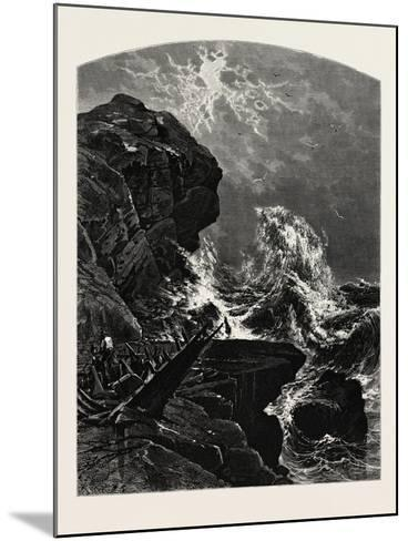 Newport, Rhode Island-John Douglas Woodward-Mounted Giclee Print