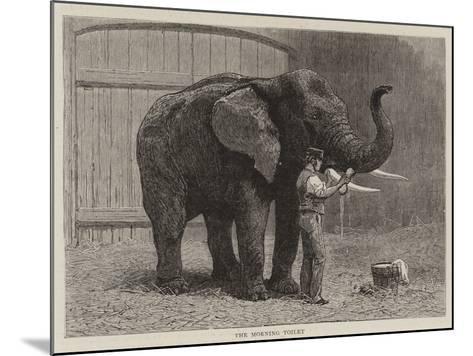 Wanderings in the Zoo-John Charles Dollman-Mounted Giclee Print