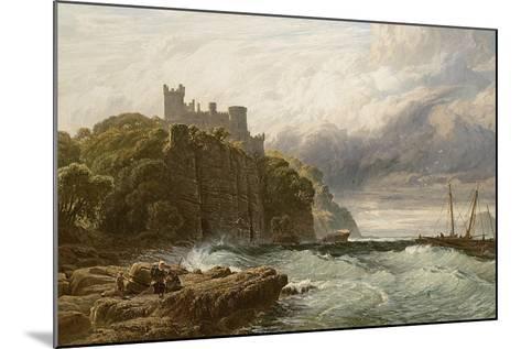 Culzean Castle, Ayrshire, 1877-John Mogford-Mounted Giclee Print