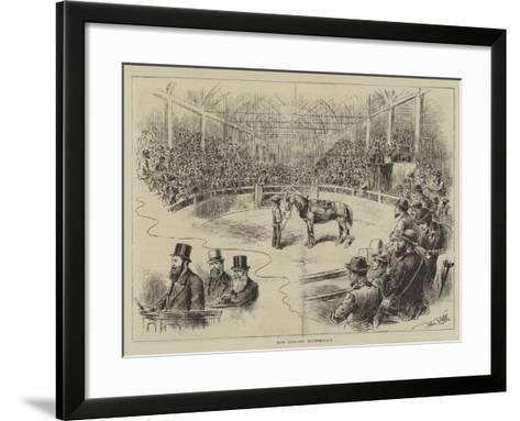 New Zealand Tattersall's-John Jellicoe-Framed Art Print