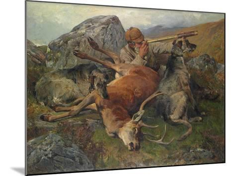 Watching the Stalkers, 1883-John Sargent Noble-Mounted Giclee Print