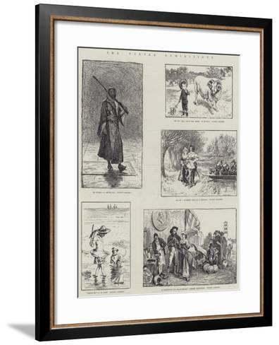 The Winter Exhibitions-John Pettie-Framed Art Print