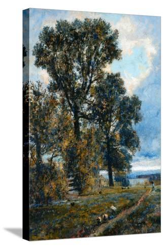 Heronsgate, 1905-John William Buxton Knight-Stretched Canvas Print
