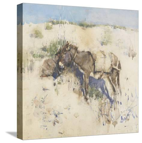 Tangier, 1887-Joseph Crawhall-Stretched Canvas Print