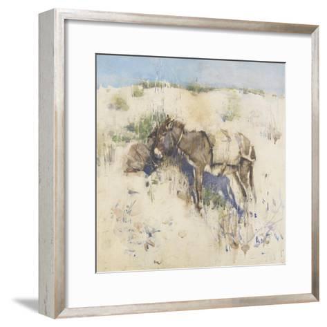 Tangier, 1887-Joseph Crawhall-Framed Art Print