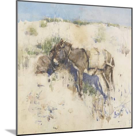 Tangier, 1887-Joseph Crawhall-Mounted Giclee Print