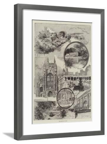 The Beauties of Bath-Joseph Holland Tringham-Framed Art Print