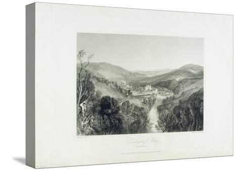 Buckfastleigh Abbey, Devon, C.1826-J^ M^ W^ Turner-Stretched Canvas Print