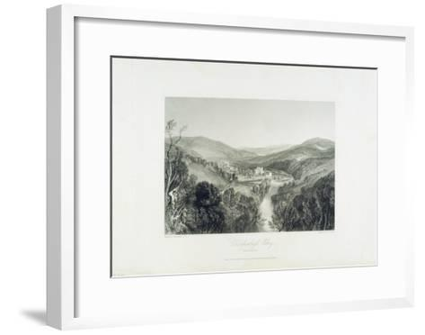 Buckfastleigh Abbey, Devon, C.1826-J^ M^ W^ Turner-Framed Art Print