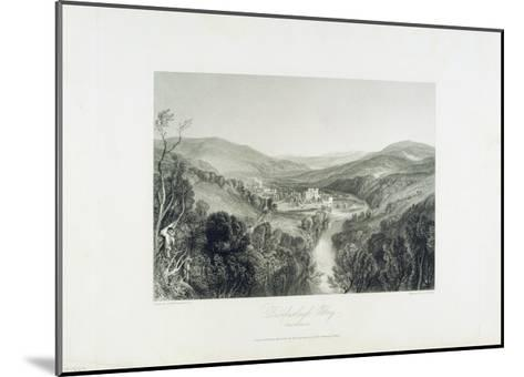 Buckfastleigh Abbey, Devon, C.1826-J^ M^ W^ Turner-Mounted Giclee Print
