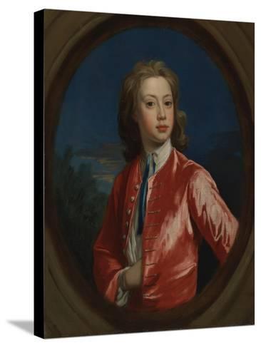 Nathaniel Seymour, C.1730-35-Jonathan Richardson-Stretched Canvas Print