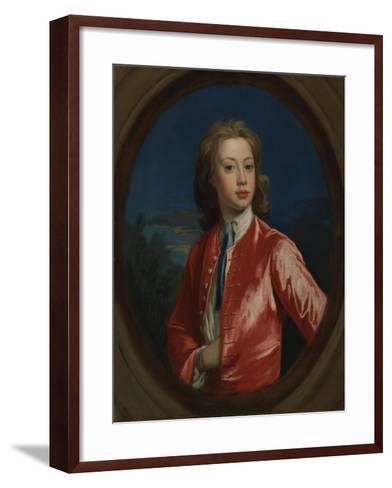 Nathaniel Seymour, C.1730-35-Jonathan Richardson-Framed Art Print