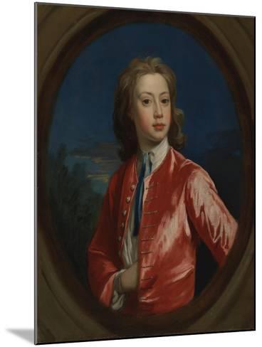 Nathaniel Seymour, C.1730-35-Jonathan Richardson-Mounted Giclee Print